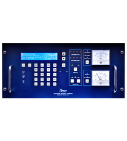 250-Watt NDB Transmitter LED Console