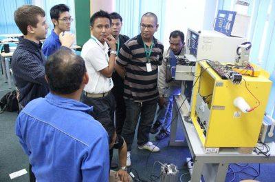 equipment training