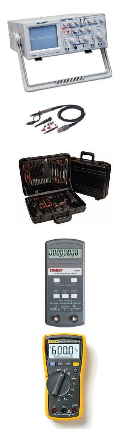test equipment kit