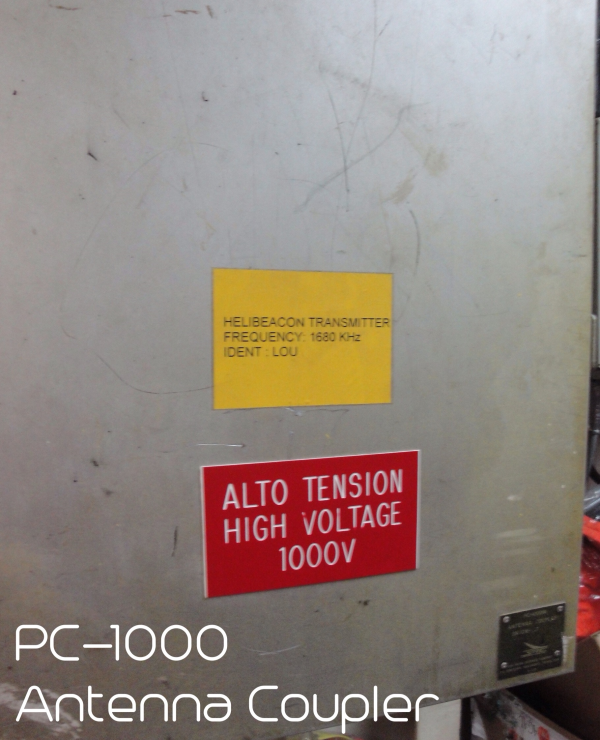 PC-1000 Antenna Coupler