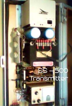 SS-500 Transmitter