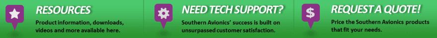Southern Avionics - the leading manufacturer of navigational transmitters